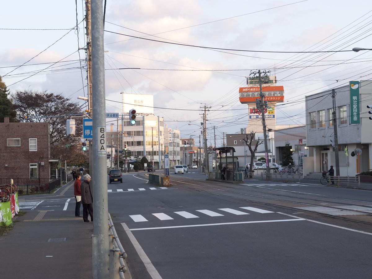 函館アリーナ前駅の情報、写真、...