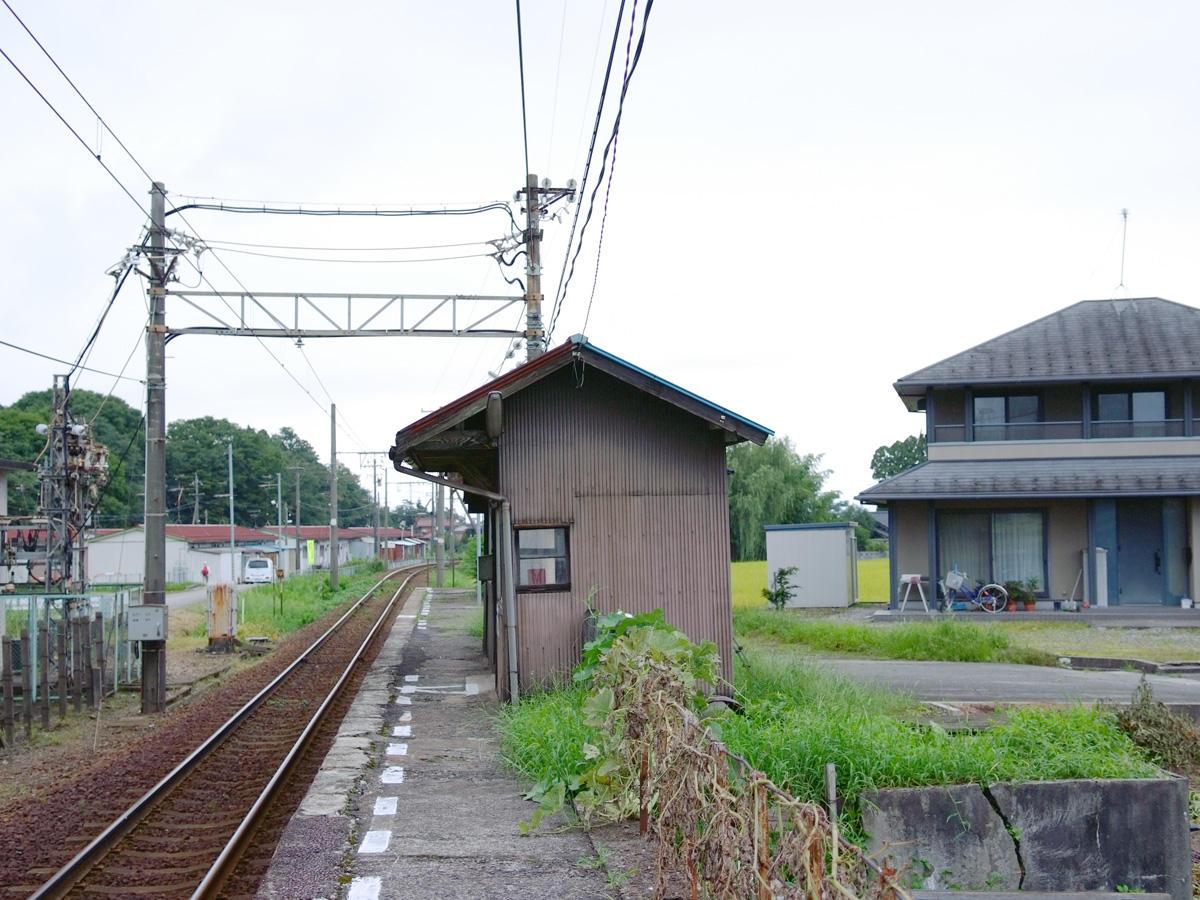 長屋駅の情報、写真、印象記(富...