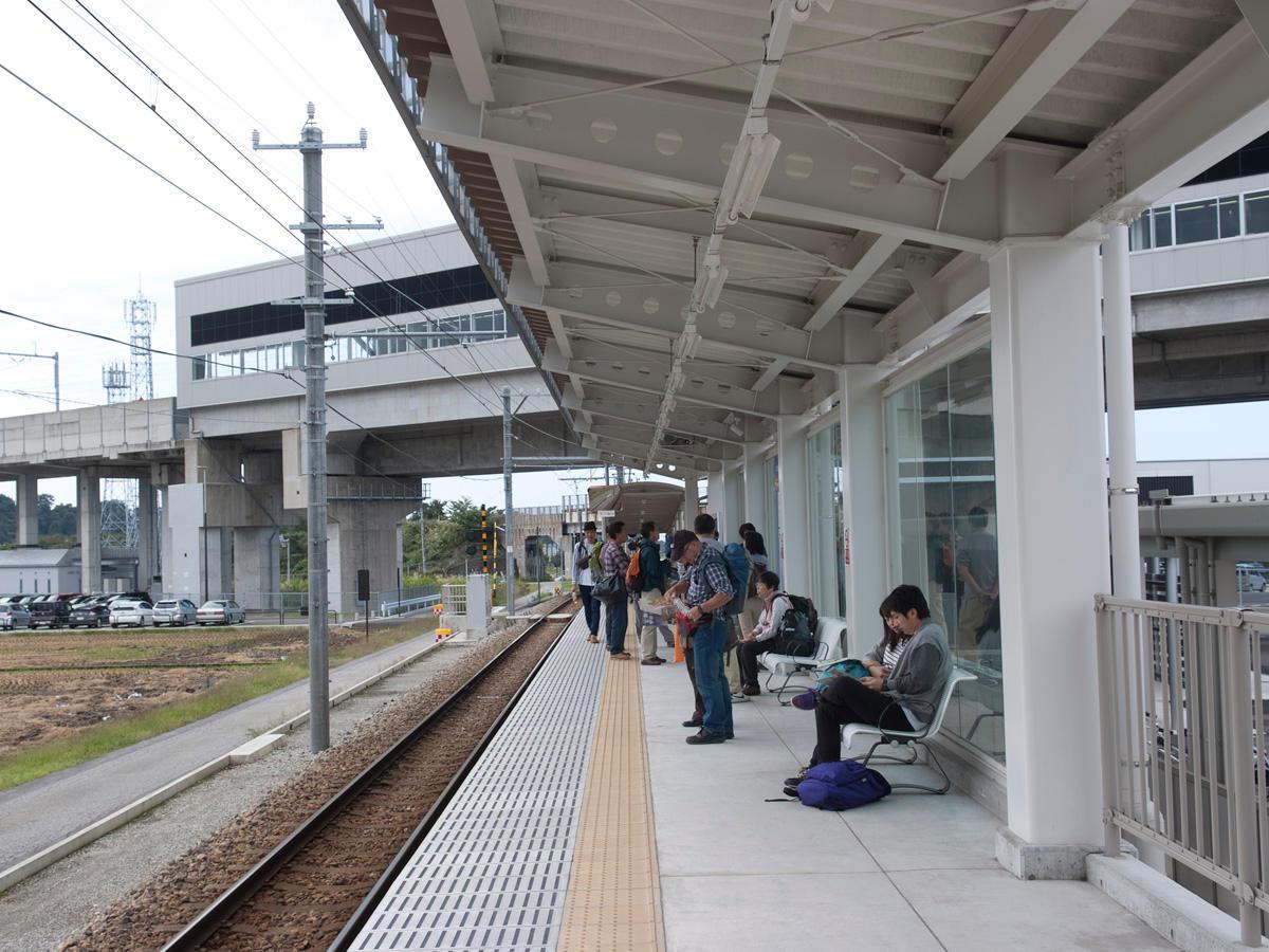 新黒部駅の情報、写真、印象記(...