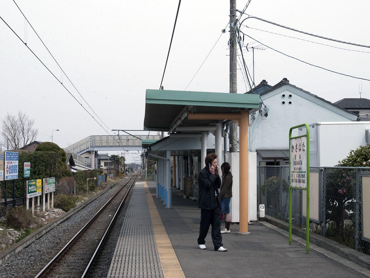 笠幡駅の情報、写真、印象記(埼...