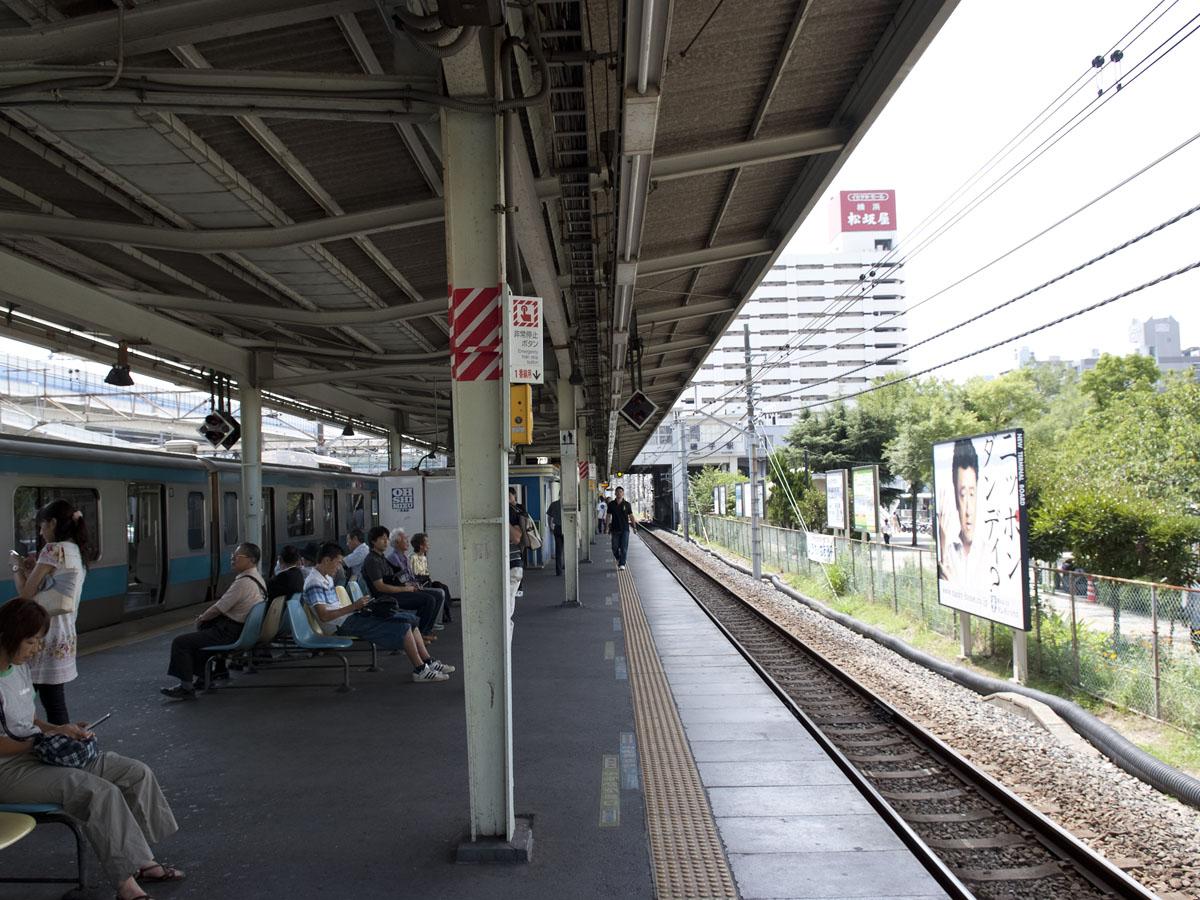 磯子駅の情報、写真、印象記(神...