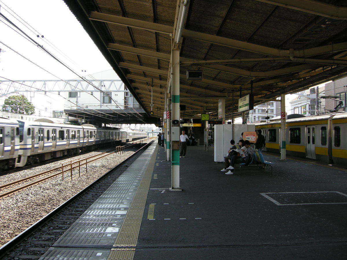 東船橋駅の情報、写真、印象記(...