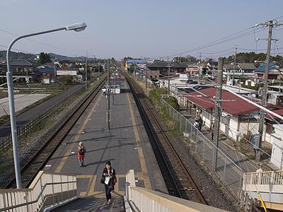 新茂原駅の情報、写真、印象記(...