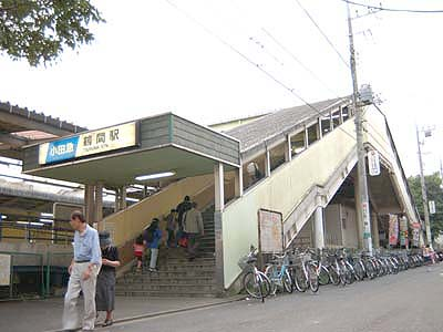 鶴間駅(神奈川県:小田急-江ノ...