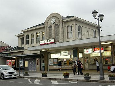 館林駅(群馬県:東武-伊勢崎線...