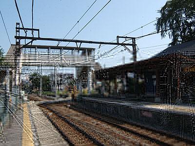 上今市駅(栃木県:東武-日光線...