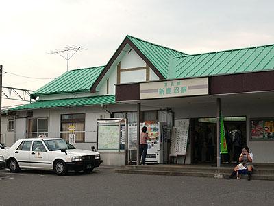 新鹿沼駅(栃木県:東武-日光線...