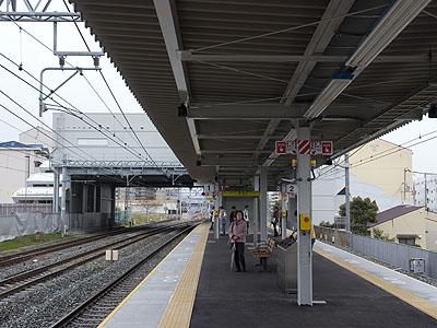 須磨海浜公園駅(兵庫県:JR西日...