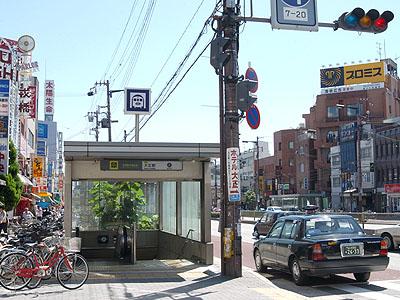 大正駅(大阪府:大阪市-長堀鶴...