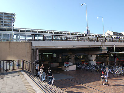 光明池駅の情報、写真、印象記(...