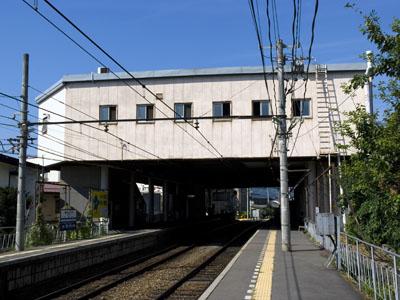 本郷駅(長野県:長野電鉄-長野...