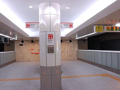 六本松駅(福岡県:福岡市-七隈...
