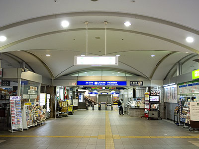 行橋駅の情報、写真、印象記(福...