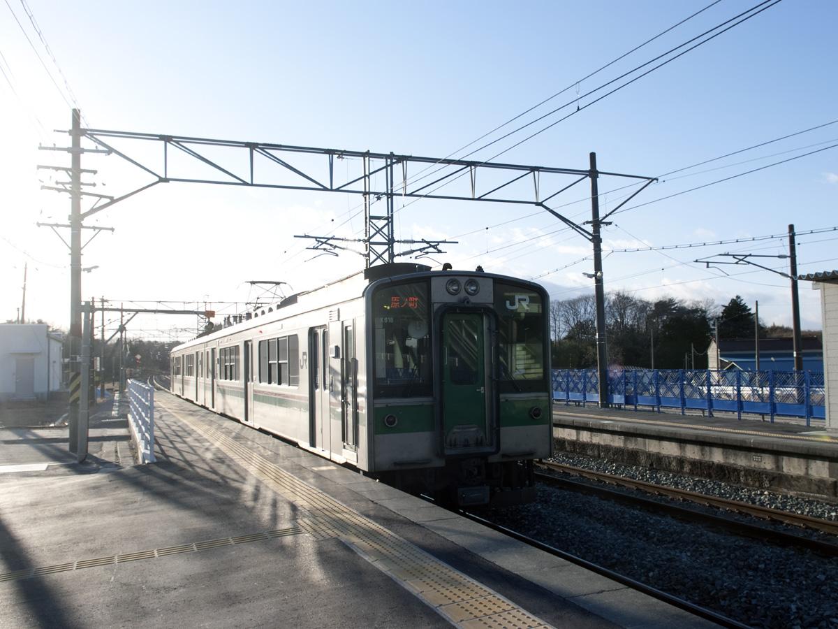 日立木駅の情報、写真、印象記(...