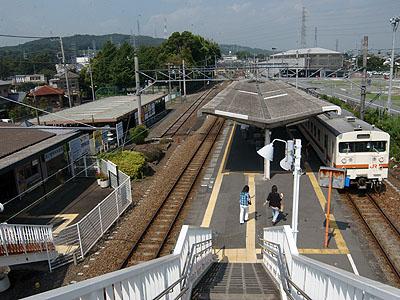 入山瀬駅(静岡県:JR東海-身延...