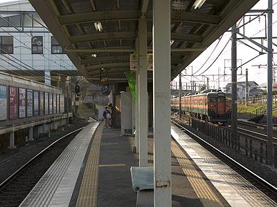 狐ヶ崎駅の情報、写真、印象記(...